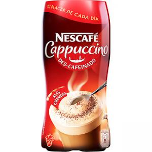 Calorias cafe descafeinado con leche desnatada