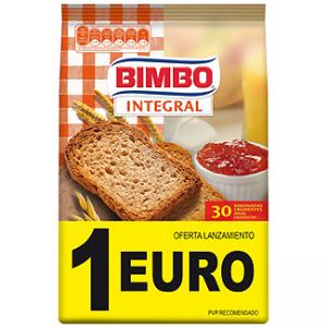 El pan 100 integral engorda