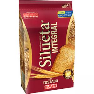 cuantas calorias tiene una rebanada de pan bimbo integral