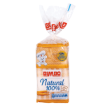 Pan de molde natural 100% Bimbo