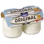 Yogurt natural azucarado Danone Original