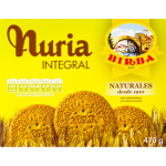 Galletas integrales Nuria Birba