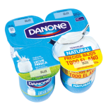Yogur natural Danone